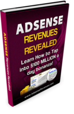"""AdSense Revenues Revealed"" Ebook is a Guide to Success!"