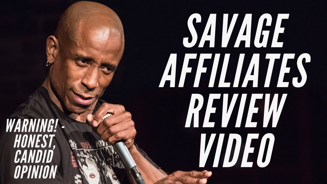 Savage Affiliates Review: Honest, Raw Recording! ? (Not What You Would Expect!)