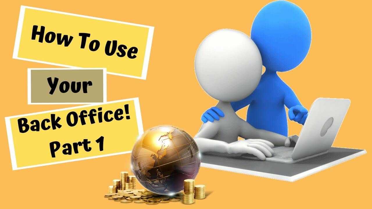 Karatbars Affiliate Training Advanced Back Office Tutorial