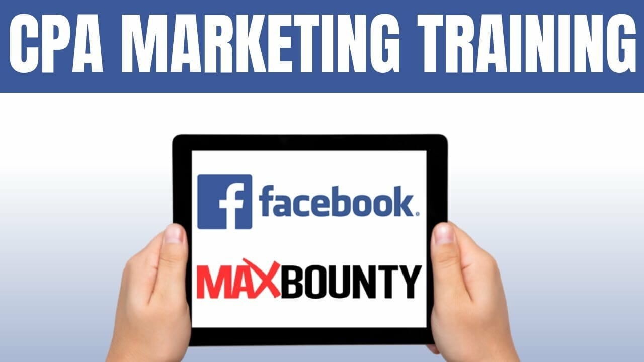 How To Promote Maxbounty Affiliate Offers Using Facebook Ads