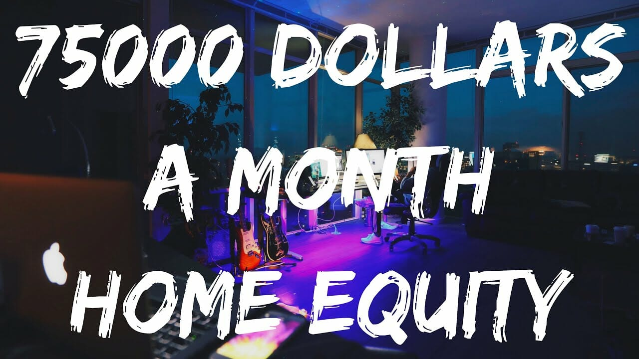 AFFILIATES EARNING $75,000 A MONTH WITH FIGURE HOME EQUITY ??