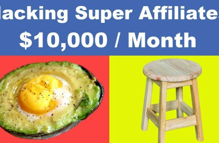 Make $10,000 Per Month [EASY] Copy Winning Super Affiliates