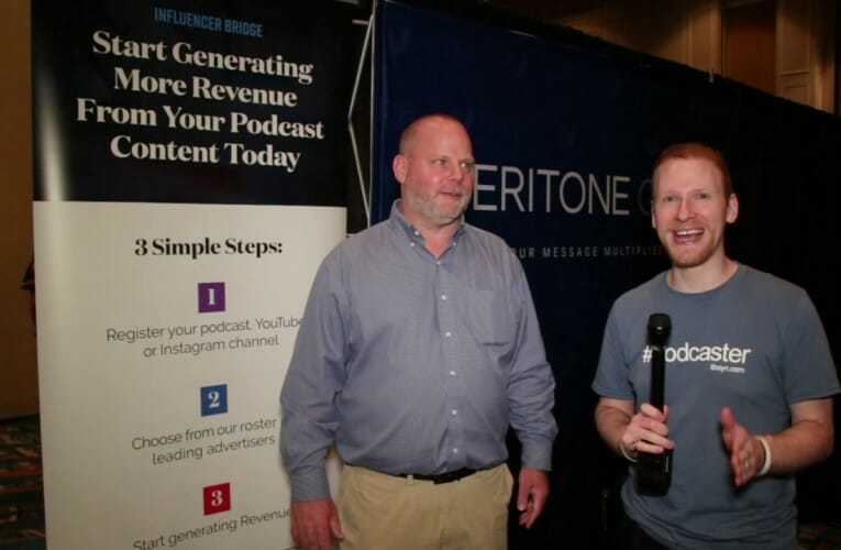 Find Relevant Advertisers and Affiliates for Your Podcast with Veritone One's Influencer Bridge