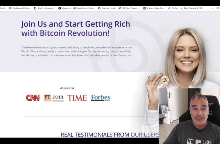 How To Promote Bitcoin CPA Affiliate Offers with Facebook Ads | GreyHat | Free Training