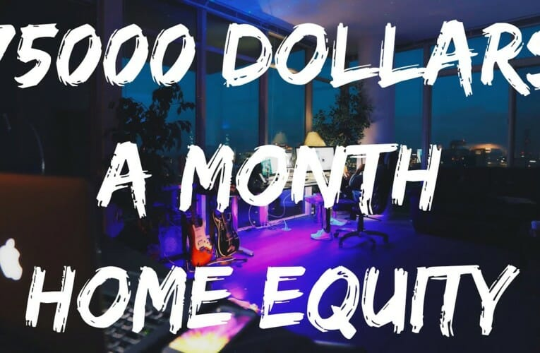 AFFILIATES EARNING $75,000 A MONTH WITH FIGURE HOME EQUITY 🏠💰