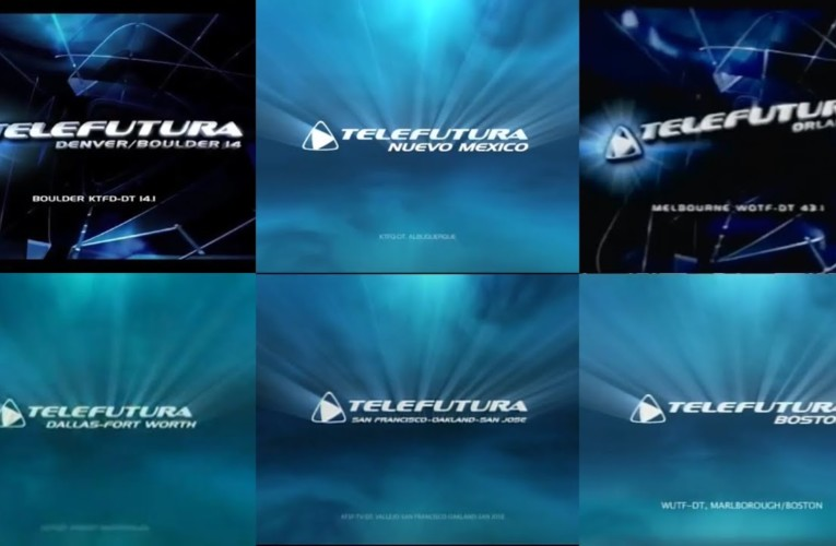 TeleFutura Affiliates Compilation Station IDs 2007-2012