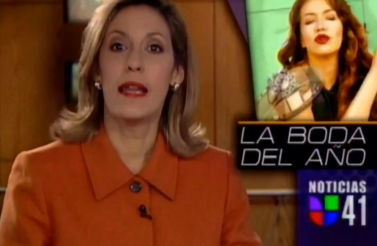 Noticias Univision Affiliates News Graphic Packages 1996-2002