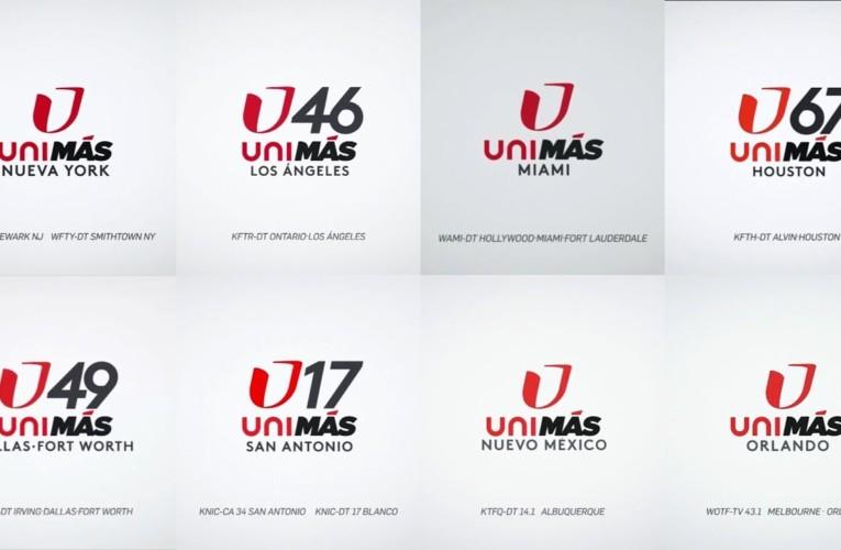 UniMás Affiliates Compilation Station IDs 2013-Present
