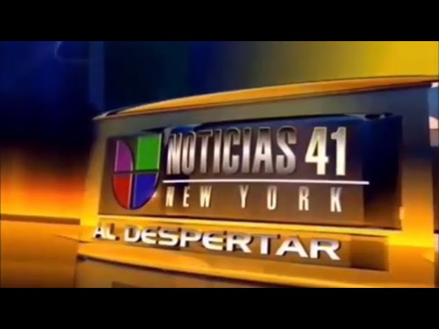 Noticias Univision Affiliates News Package 2006-2010