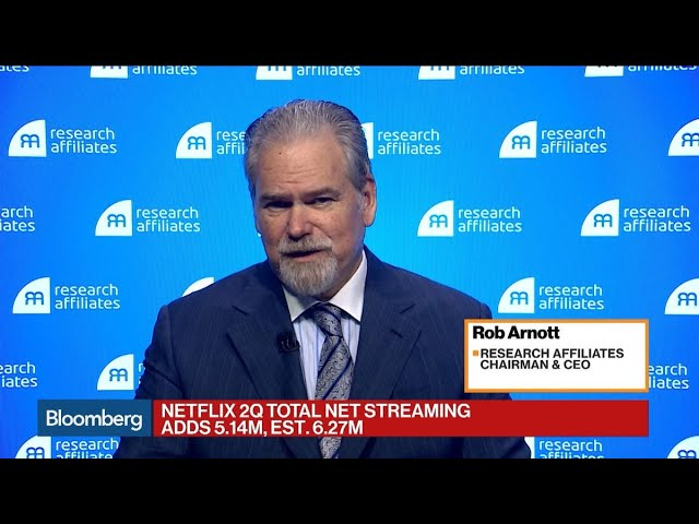 Netflix Troubles May Have Ripple Effects, Research Affiliates CEO Says