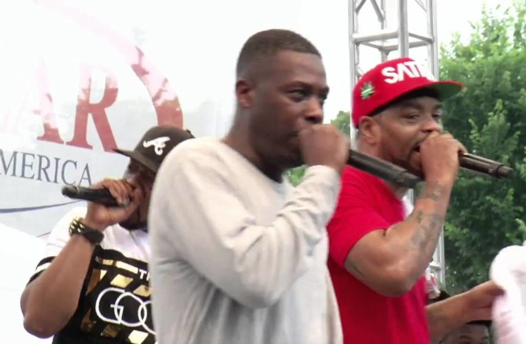 Wu-Tang Affiliates Perform at Reason Rally 2016
