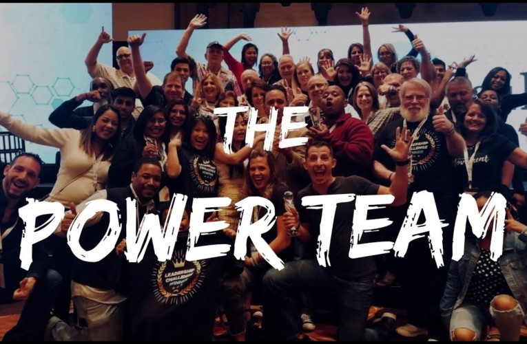LIVE Power Team Training! (learn from new 5K and 25K Affiliates!)