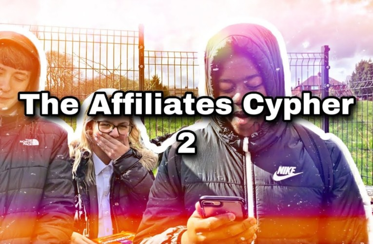 The Affiliates Cypher 2 (the *END* ft. special guest)