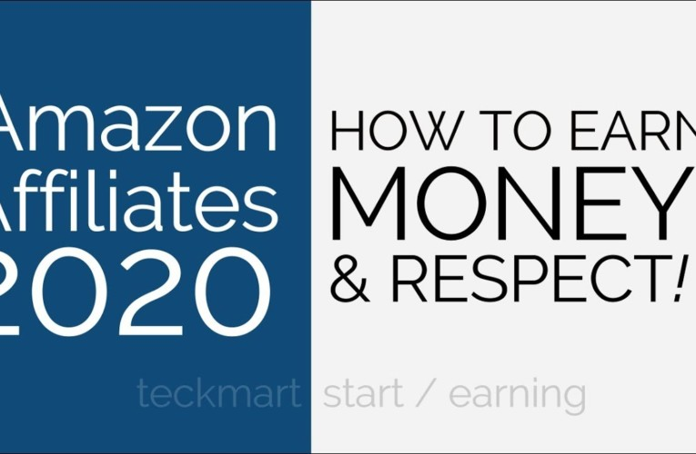 Make Money From Home *WITH RESPECT* Amazon Affiliates Hindi 2020