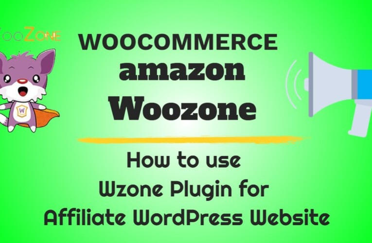 Best Way How to use woozone Amazon Affiliates – WordPress Plugin in HIndi (By Arun Maurya)