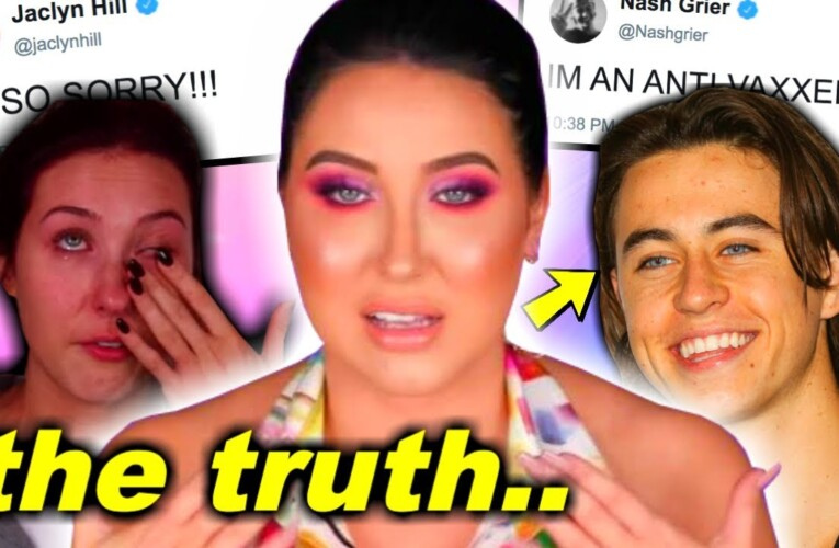 Jaclyn Hill ADMITS Not Disclosing Affiliates, Nash Grier Is An ANTI-VAXXER, Tana Mongeau Exposed?!