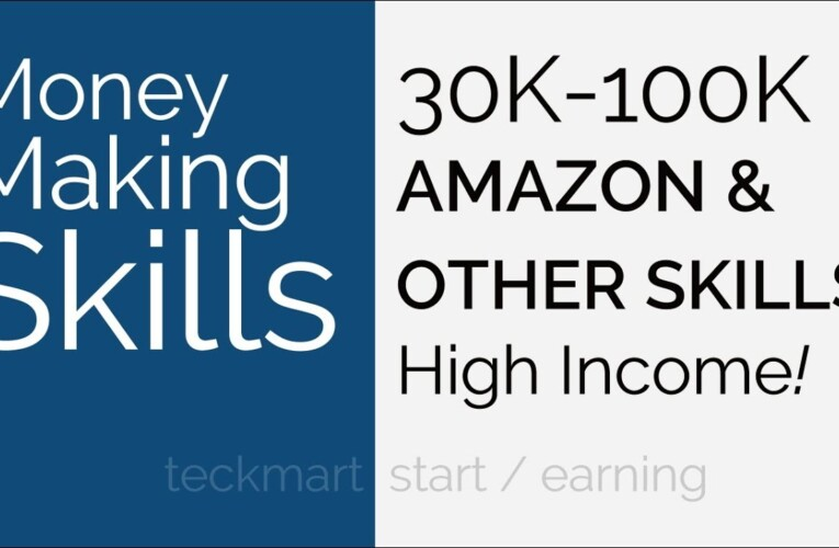Earn 30k-100k With Amazon Affiliates & Other Skills Hindi