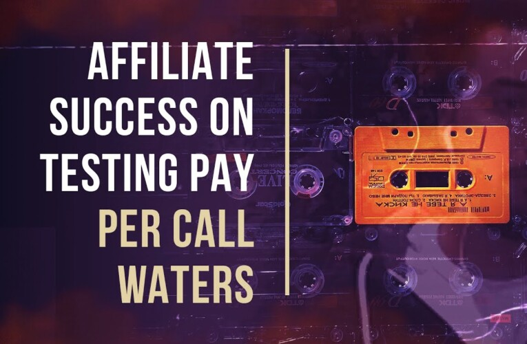 How Affiliates Should Test Pay Per Call Offers | The Anthony Paluzzi Tapes