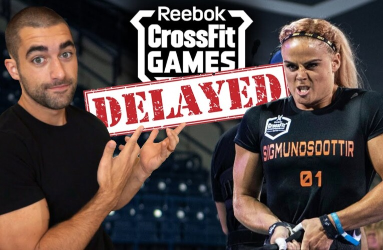 CrossFit Games Are DELAYED (Or Cancelled) And Good News For CrossFit Affiliates