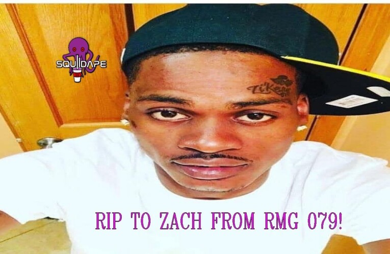 RIP TO ZACH FROM RMG + MEMBERS AND AFFILIATES REACT!