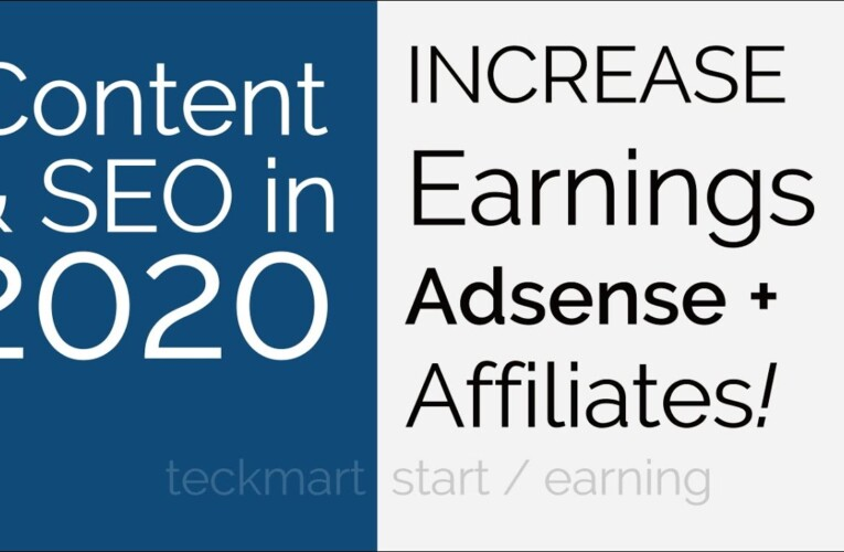 Increase Earnings With Google Adsense & Amazon Affiliates in One Website Hindi