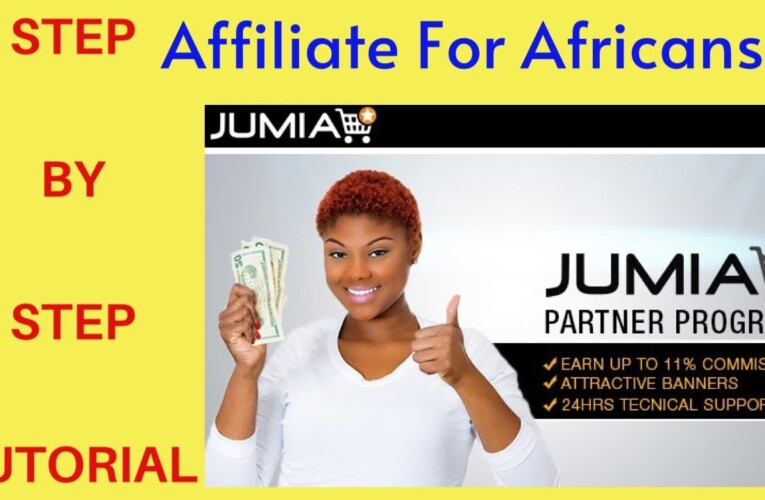 Jumia Affiliate Marketing For Beginners 2020 | Jumia Affiliates Program Signup For Nigerians/African