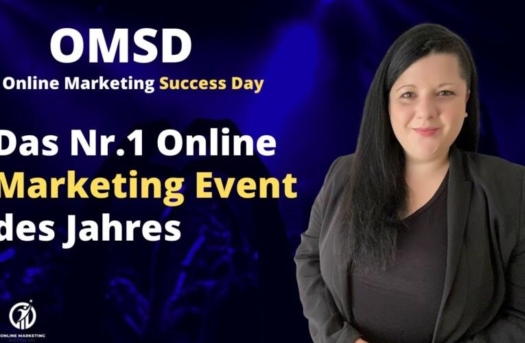 Das #1 Online Marketing Event des Jahres – Für alle Affiliates, Online Marketer und Coaches