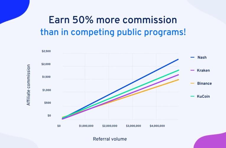 Start earning now! | Nash Affiliates