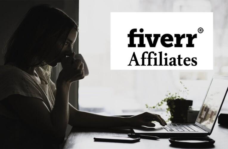 كيفية اختيار و ترويج افضل خدمات Fiverr Affiliates