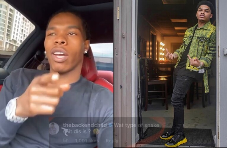 Lil Baby Responds To NoCap & 4PF Affiliates Exchanging Words!?