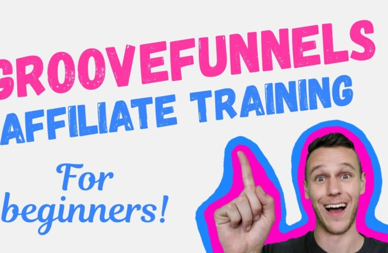 [Groovefunnels Affiliate Training] How To Make A FREE Website To Promote Any Link In 20 Minutes!