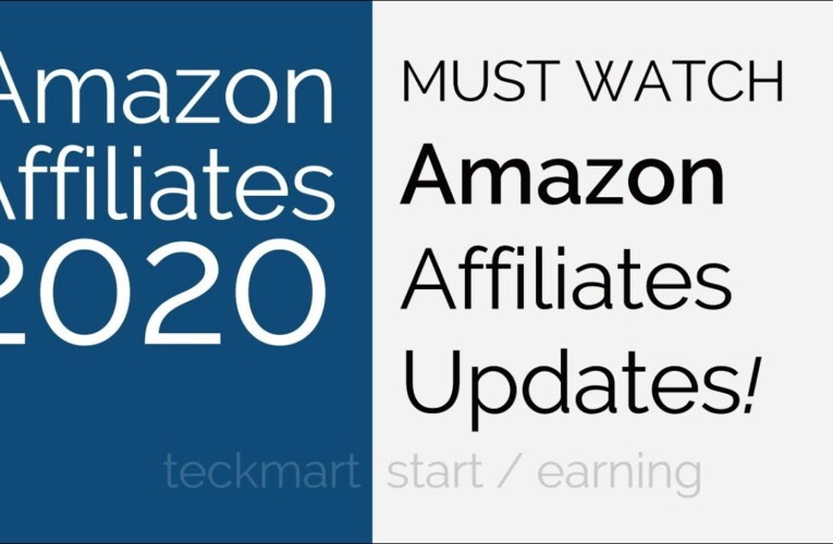 MUST WATCH Amazon Affiliates Hindi Updates + Free Website Example