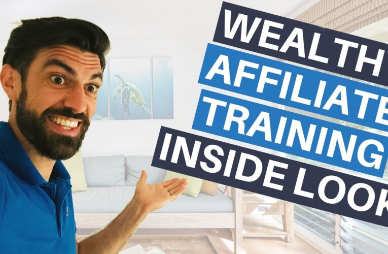 Wealthy Affiliate Training Tutorial: Review of ALL 5 Levels & How It Works