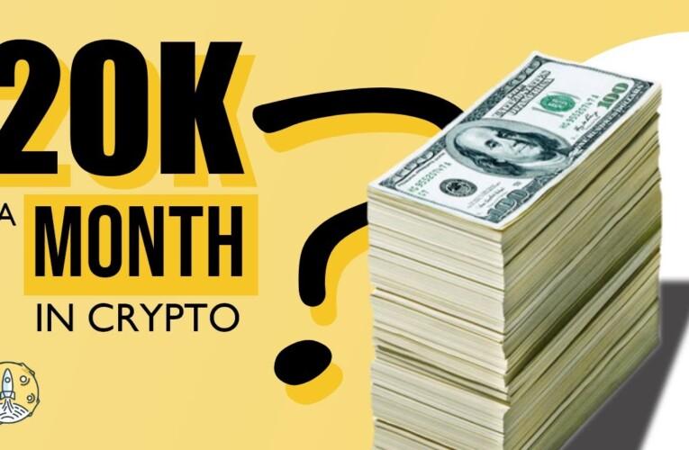 How Crypto Affiliates Make $20K A Month? Token Metrics Affiliate Program Webinar