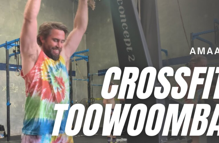 CrossFit Toowoomba – Brett Forte Comp – As Many Affiliates As Possible