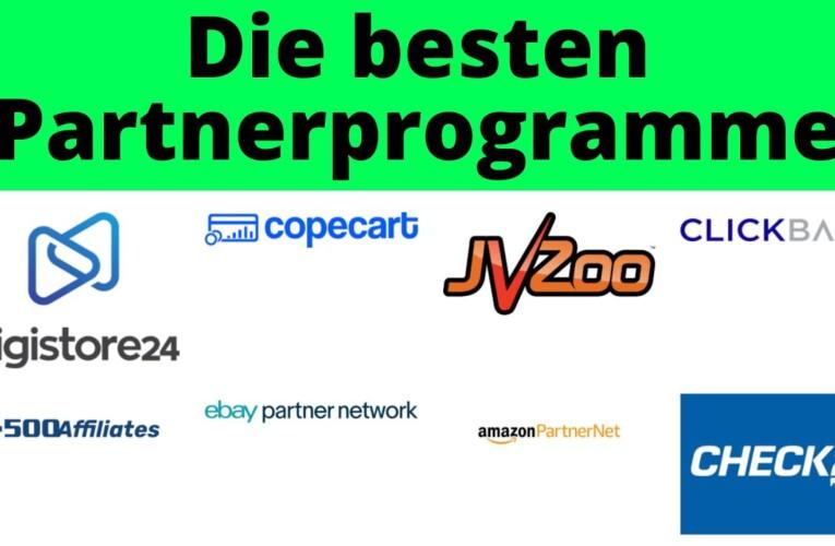 Affiliate Marketing – Die besten Partnerprogramme 2021 bei Digistore24, Copecart für Affiliates