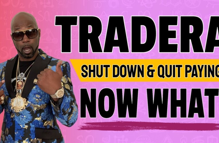 Tradera Shut Down and Quit Paying Affiliates Now What?