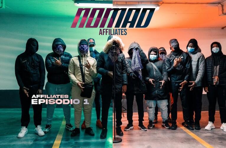 MS Capone – Affiliates Freestyle w/ Nomad [S1.E1] | @dir.nomad