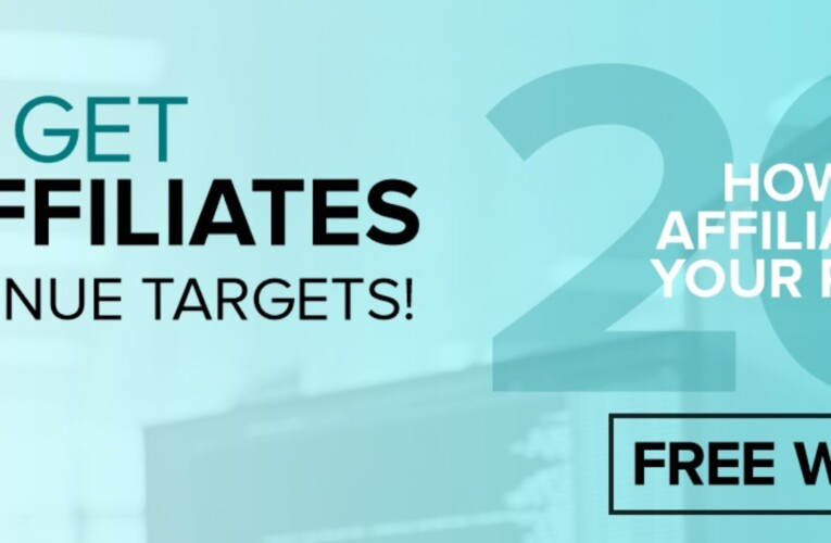How To Win New Affiliates and Grow Your Program Sales
