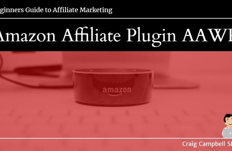 Amazon Affiliate Plugin AAWP, Best Plugin for Amazon Affiliates