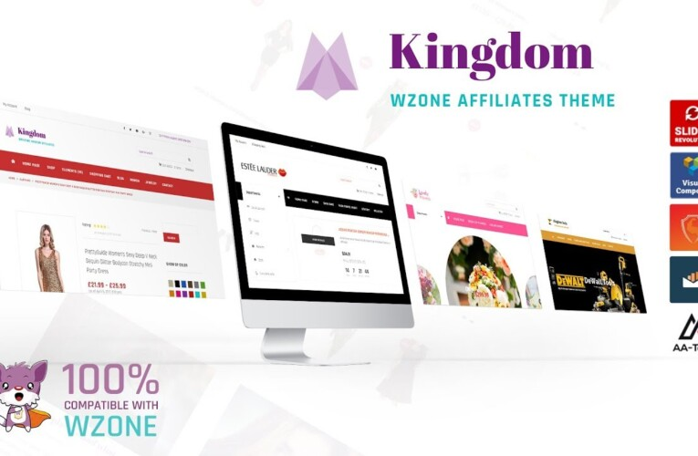 Kingdom – WZone Affiliates Theme Tutorial