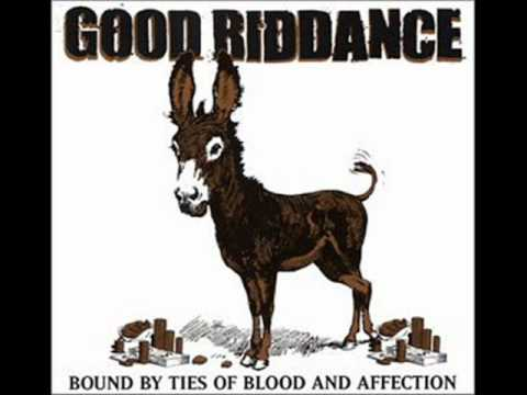 Good Riddance – Up The Affiliates