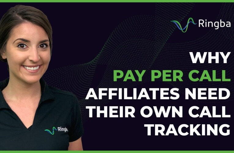 Why Pay Per Call Affiliates Need Their Own Call Tracking?