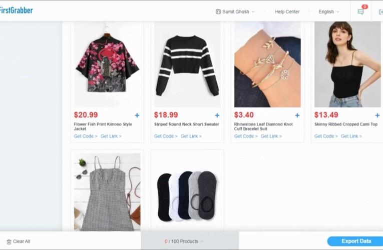 FirstGrabber Review: Best Affiliate Network For Fashion Affiliates