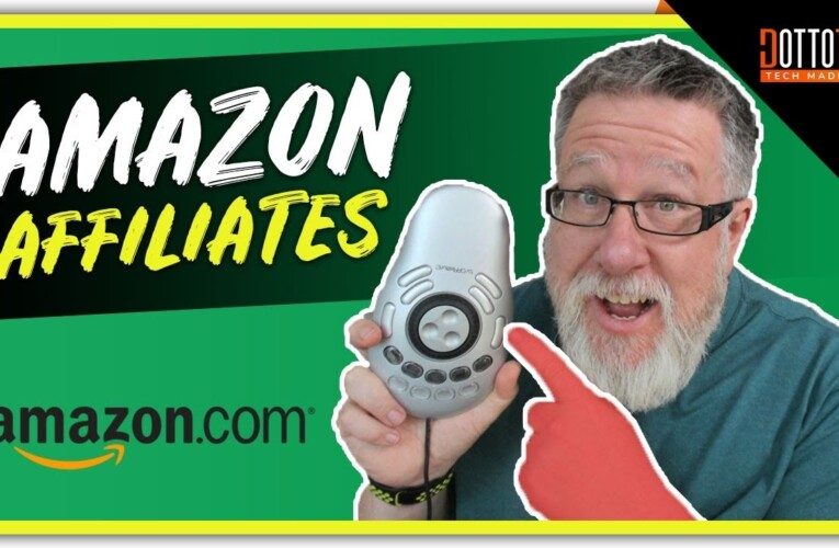 Getting Started With Amazon Affiliates – The Amazon Associates Program