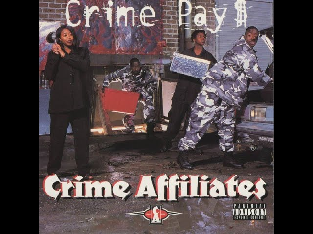 Crime Affiliates – Envious Hoes