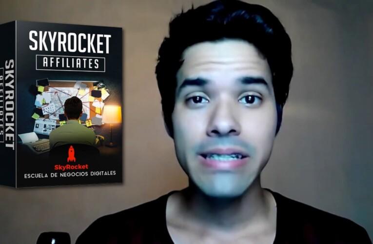 SkyRocket Affiliates de Juan Chaustre ¡No Compres Sin Ver Esto!