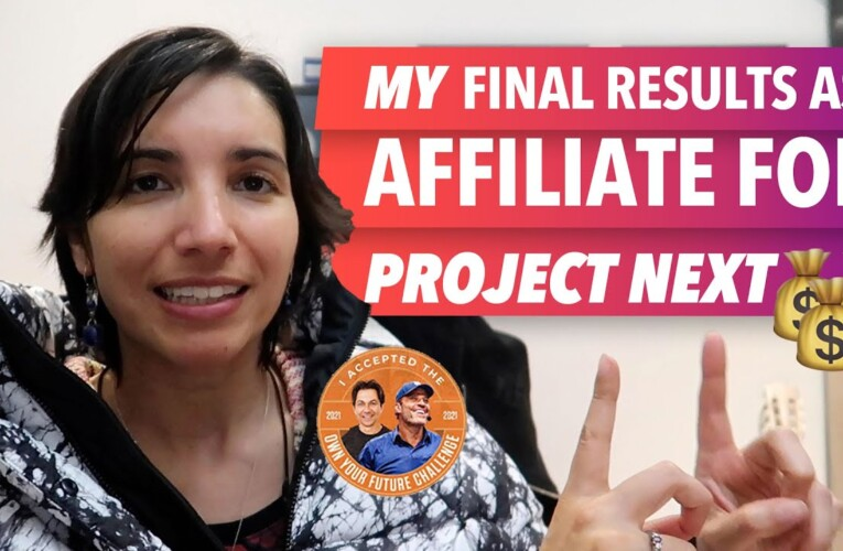 How I Got Into The Top 40 Affiliates For 'Own Your Future Challenge' 🔥 #AffiliateDiaries 008
