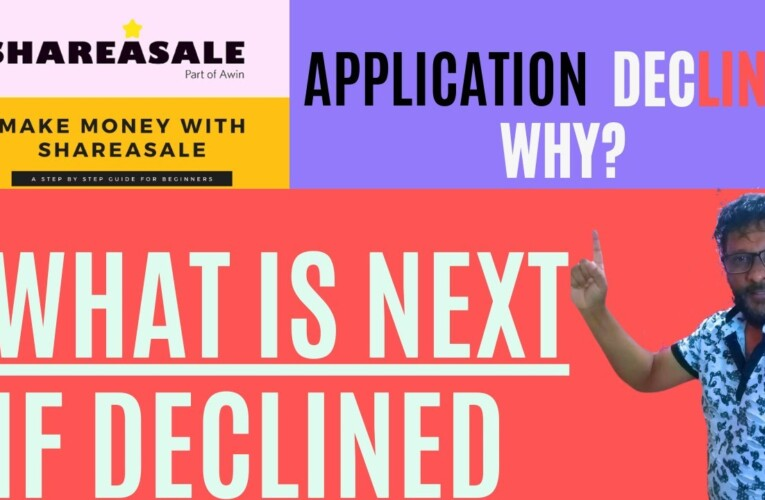 Affiliate Application Declined – Why? What Now? Setup Rules to Automatically Approve Affiliates