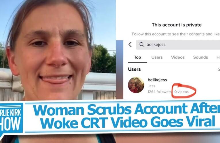 Woman Scrubs Account After Woke CRT Video Goes Viral